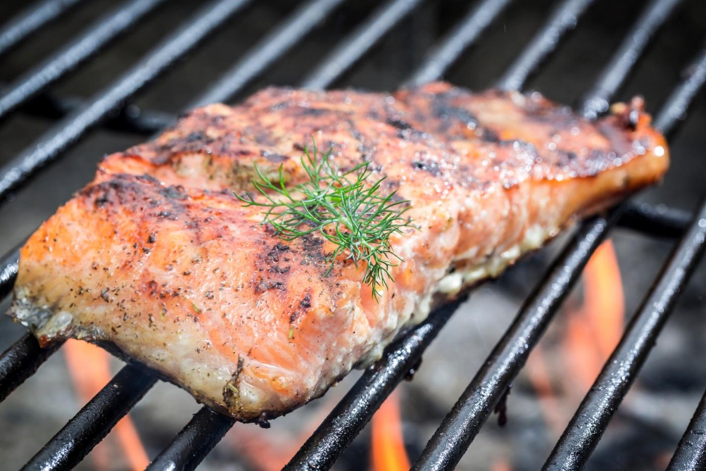Grilling Fish Fillets & Steaks – #calculture