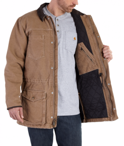 Carhartt Canyon Coat Inside Pocket